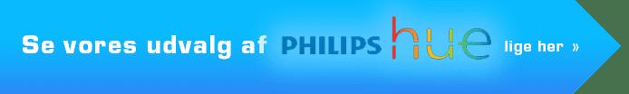 Philips Hue i Kirke Hyllinge og Holbæk