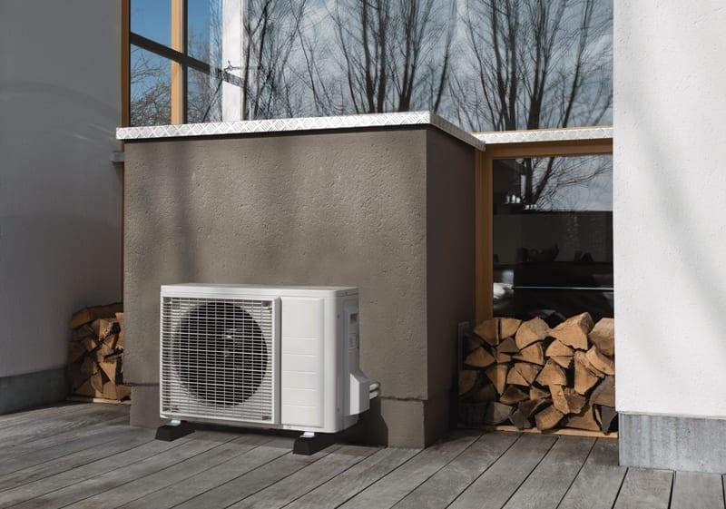 varmepumpe håndværkerfradrag Holbæk